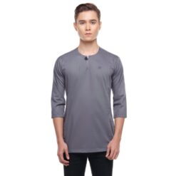Kurta Falique IRON GREY 2 Rijal & Co